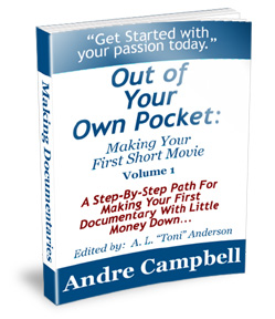 Filmmakers ebook image to make short movies